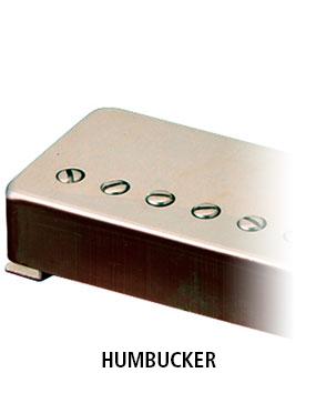 K&Tピックアップのハムバッカー用