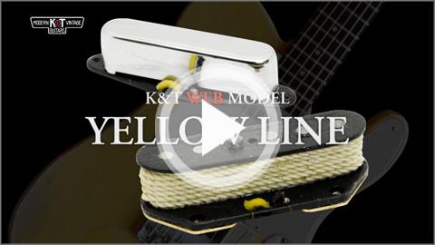 K&Tピックアップ YellowLine
