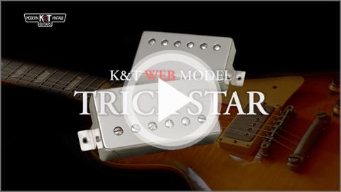 KTピックアップ TrickStarサウンドチェック動画