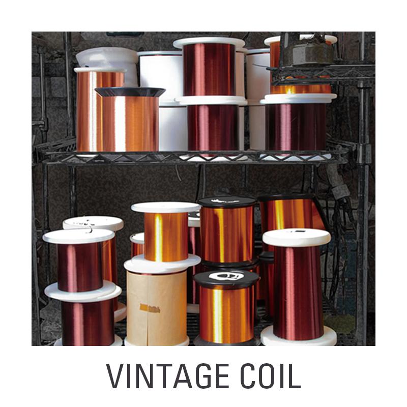 vintage coil